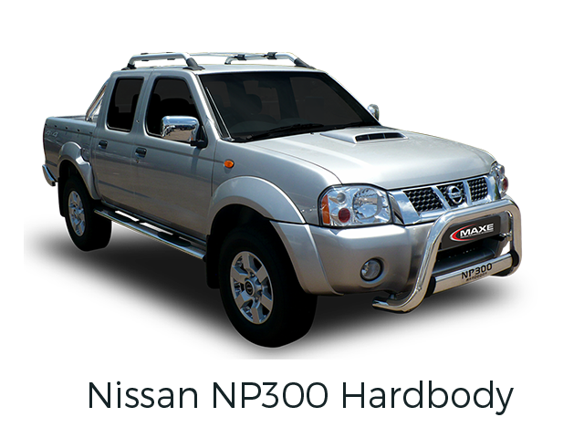 Nissan NP300 fitted with Accessories
