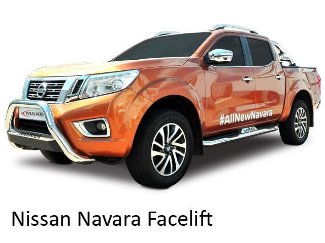 2017 Nissan Navara Accessories